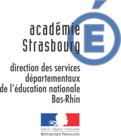 Académie Strasbourg Bas-Rhin